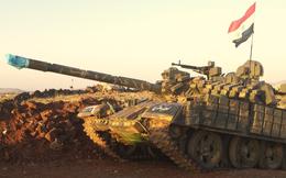 """Xe tăng T-55 biến thành """"sát thủ đa năng"""" tại Syria"""