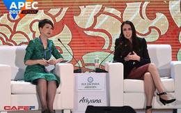 Nữ thủ tướng 8x lần đầu góp mặt tại APEC: Người dân bị ảnh hưởng của biến đổi khí hậu không cần các diễn đàn, họ cần sự hành động