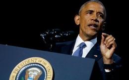 """Ông Obama: """"Lá phiếu trắng"""" của Mỹ không thể phá vỡ quan hệ Mỹ- Israel"""