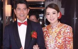 Mang thai quý tử, vợ trẻ của Quách Phú Thành được chồng tặng quà 3 tỷ đồng