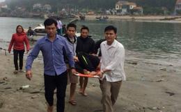 4 thuyền viên thương vong khi tời kéo lưới bị đứt trên biển