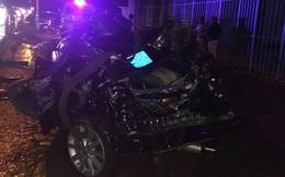 Tai nạn giao thông nghiêm trọng ở Bình Thuận, thượng tá và thiếu tá công an tử vong