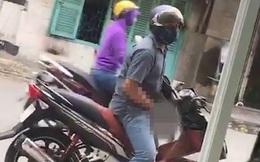 Người đàn ông hành động biến thái giữa phố đông người ở Sài Gòn, nhiều phụ nữ la hét sợ hãi