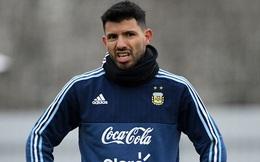 Aguero tiết lộ sự thật về tai nạn ô tô, có thể rời Man City vào năm 2019