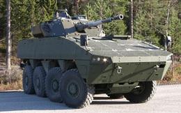 """Xe thiết giáp """"con lai"""" giữa Phần Lan và Thụy Điển có gì đặc biệt?"""