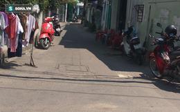 Nhân chứng kể lại vụ chồng cầm rìu chém vợ rồi tự thiêu ở Sài Gòn