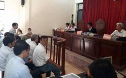 Đang xét xử 14 cựu cán bộ liên quan sai phạm đất đai ở Đồng Tâm