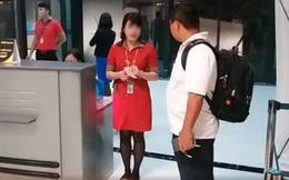 Cục Hàng không yêu cầu Vietjet kỷ luật nghiêm nhân viên xé vé máy bay của hành khách