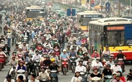 """Hơn 90% người dân HN ủng hộ lộ trình cấm xe máy: """"Trên mẫu phiếu có chữ ký người dân"""""""