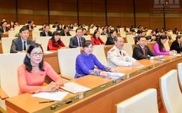 Sáng nay, khai mạc kỳ họp thứ 3 Quốc hội khóa 14
