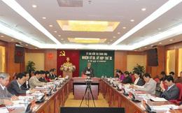 Các ông Võ Kim Cự, Nguyễn Minh Quang sai phạm nghiêm trọng trong vụ Formosa