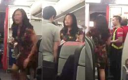 Nữ hành khách chửi bới trên máy bay Vietjet Air có thể bị cấm bay