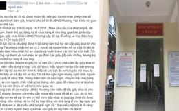"""Phó Chủ tịch phường nói dân vô văn hóa vì cho rằng """"bị xúc phạm đến danh dự, nhân phẩm"""""""