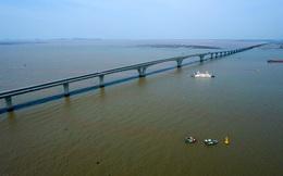 """Chuyên gia nói sai sót ở cầu vượt biển dài nhất Việt Nam: """"Không thể chấp nhận được"""""""