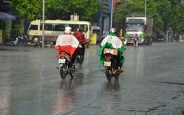 """Cơn mưa """"vàng"""" đã xuất hiện ở ngoại thành Hà Nội"""
