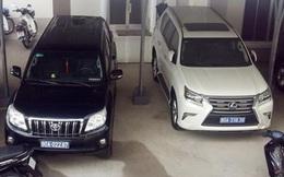 Sau chỉ đạo của Thủ tướng, Cà Mau trả lại 2 xe Lexus cho doanh nghiệp