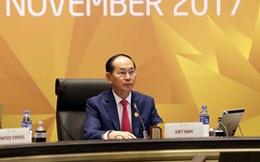 TOÀN CẢNH: Chủ tịch nước khai mạc Hội nghị các nhà Lãnh đạo kinh tế APEC