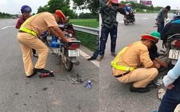 Tài xế xe tải vãi đinh trên cao tốc Hà Nội - Bắc Giang gửi lời xin lỗi đến người dân