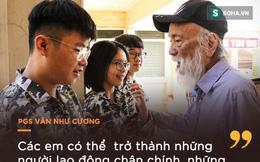 """Nguyên Bộ trưởng GD&ĐT: """"Giáo dục Việt Nam đã mất đi PGS Văn Như Cương đầy cương trực"""""""