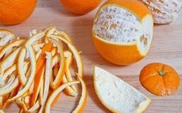Ăn cam, vứt vỏ: Bạn không hề biết mình đã vứt đi vị thuốc có 9 tác dụng quý
