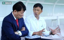 """HLV HAGL: """"GĐKT Chung Hae-seong đã giúp thay đổi hàng công"""""""