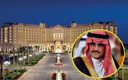 Không ngờ đến khi bị bắt, hoàng tử ăn chơi nhất thế giới còn được ở trong khách sạn xa hoa như thế này