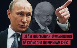 """Putin: Đang có một âm mưu """"tạo Maidan"""" để hủy hoại tính hợp pháp của Tổng thống đắc cử Mỹ"""