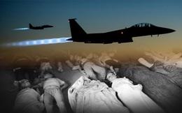 Syria cáo buộc Liên quân Mỹ đánh trúng kho vũ khí hóa học của IS khiến hàng trăm người thiệt mạng
