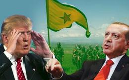 Tấn công YPG: Ông Erdogan mất kiên nhẫn với ông Trump tại Syria, IS đắc lợi
