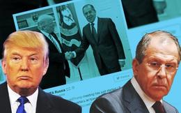 """Đăng ảnh ông Trump gặp Lavrov, Nga đã """"chơi"""" Mỹ một vố đau"""