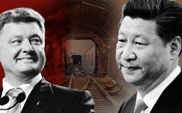 """Ukraine cấm vận Nga và bị EU lạnh nhạt, Trung Quốc """"ngư ông đắc lợi"""""""