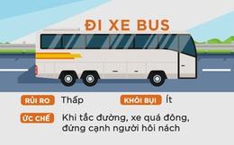 Đi xe bus sợ nhất gặp hôi nách nhưng có nhiều điều khiến bạn nên cân nhắc