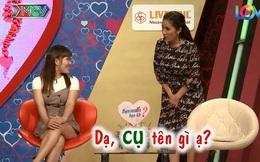 Bạn muốn hẹn hò: Màn giới thiệu của cô gái khiến MC Cát Tường đứng bật dậy khỏi ghế