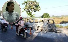 Con gái cầm đầu vụ đốt xe khiến bố chết: Mục đích dằn mặt người phụ nữ đi cùng