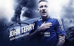 John Terry: Kẻ được chọn sắm vai cận vệ của… quỷ