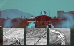 BQP Nga tung ảnh chứng minh liên quân Mỹ từ chối không kích, mở đường rút cho IS ở Syria