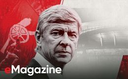 """Cặp mắt xanh ngày ấy của Wenger nhấn chìm Arsenal vào kỷ nguyên """"ăn mày dĩ vãng"""""""