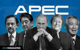 Những nhà lãnh đạo nào từng hai lần tham dự Hội nghị APEC ở Việt Nam?