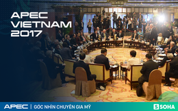 APEC 2017: Tầm nhìn Donald Trump, tầm nhìn Tập Cận Bình và những lựa chọn của khu vực