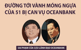 Infographic: Đường tới vành móng ngựa của Hà Văn Thắm