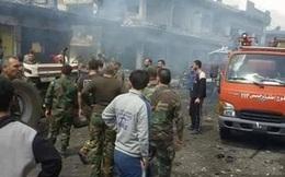 Tấn công cơ quan an ninh Syria, sát hại tướng tình báo