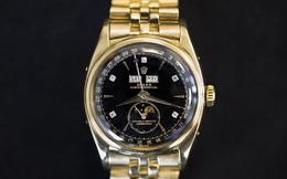 Đồng hồ của vua Bảo Đại: Chiếc Rolex đắt giá nhất trong lịch sử  có gì đặc biệt?