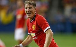 """Sau bao cố gắng, Schweinsteiger cũng được Man United """"khôi phục danh phận"""""""
