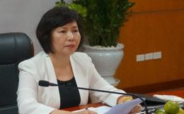 """Đề nghị cách chức Thứ trưởng Hồ Thị Kim Thoa: """"Lời cảnh báo cho cán bộ vi phạm chưa bị lộ"""""""
