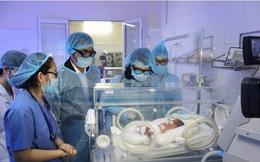 """Bộ trưởng Tiến nói 4 trẻ sơ sinh tử vong có khả năng do """"nhiễm khuẩn bệnh viện"""""""