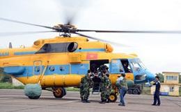 Thực hành cấp cứu đường không tại sân bay Biên Hòa