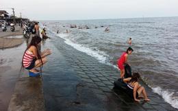 Tính bảo mật của những hình ảnh camera ghi lại tại bãi biển Quất Lâm đến đâu?
