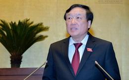 """Chánh án Nguyễn Hòa Bình lý giải không cho Châu Thị Thu Nga khai """"chạy"""" 30 tỉ làm ĐBQH"""