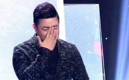 Quang Lê khóc khi phải loại 3 thí sinh Thần tượng Bolero