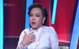 Việt Hương bật khóc trước phần trình diễn xúc động của thí sinh Bước nhảy ngàn cân